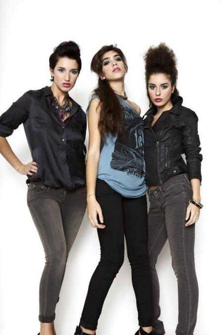 Las nuevas chicas Curved Id de Levi's: desconocidas con mucho estilo