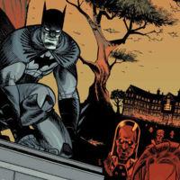 'Mansión Arkham', premisa potente para un Batman menor
