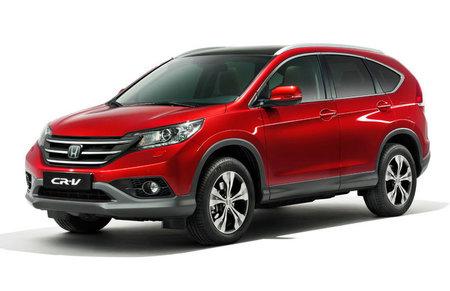 Honda CR-V, a punto para noviembre