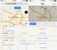 Estas son las primeras ciudades en las que Apple Maps mostrará el transporte público con iOS 9