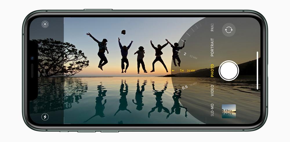 Nuevos modelos iPhone 11, Pro y Pro Max de Apple salen a la venta al final de mes
