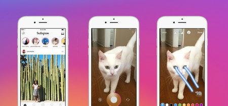 """Instagram golpea de nuevo a Snapchat: sus stories ahora también están en """"Explorar"""""""