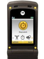 Un nuevo teléfono móvil abocado al fitness