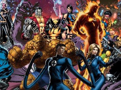 Stan Lee afirma que Marvel está trabajando para recuperar a los X-Men y los Cuatro Fantásticos