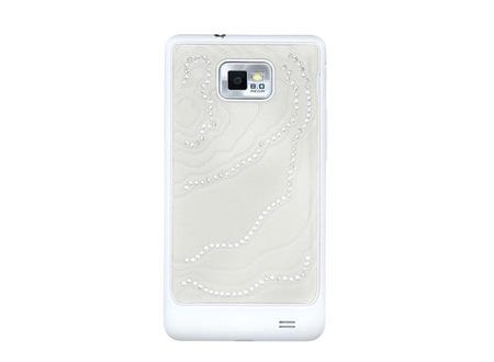 Samsung Galaxy SII Crystal Edition, un gadget muy lujoso