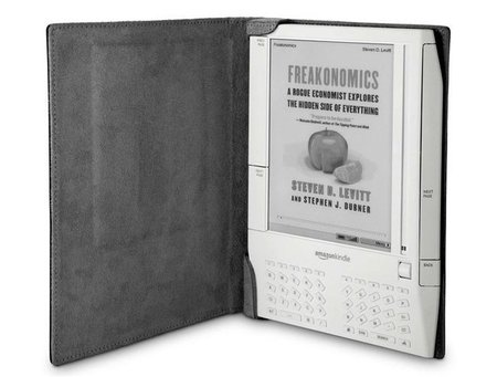 El libro electrónico se apodera de las ventas poco a poco