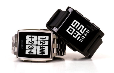 Pebble Steel es la versión lujosa del 'reloj inteligente' más popular