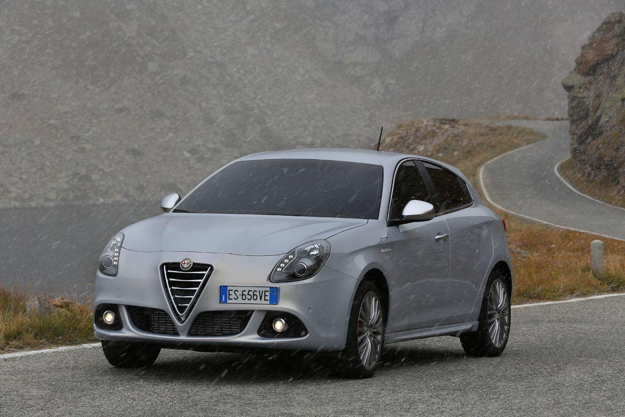 Alfa Romeo Giulietta 2014