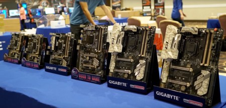 GIGABYTE revela motherboards G1.Gaming para workstation, soportan Intel Xeon