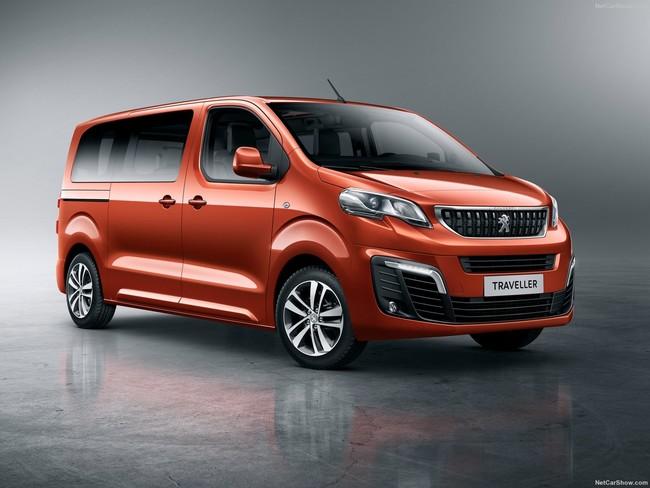 Peugeot Traveller: Precios, versiones y equipamiento en México