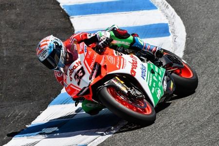 Marco Melandri Sbk 2018 Ducati 2
