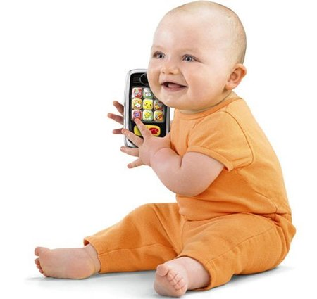 telefono divertiteclas de Fisher-Price