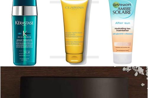 11 productos para mimar tu piel y tu pelo tras los excesos del verano