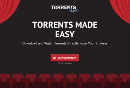 Torrents Time el nuevo streaming de videos para The Pirate Bay se pone en la mira de Hollywood