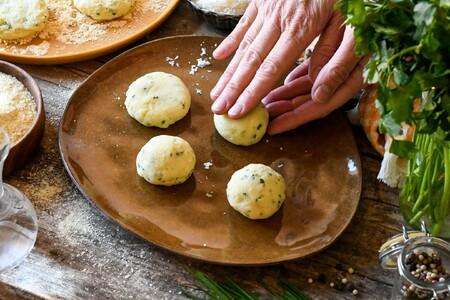 Tortitas Sin Gluten Preparacion