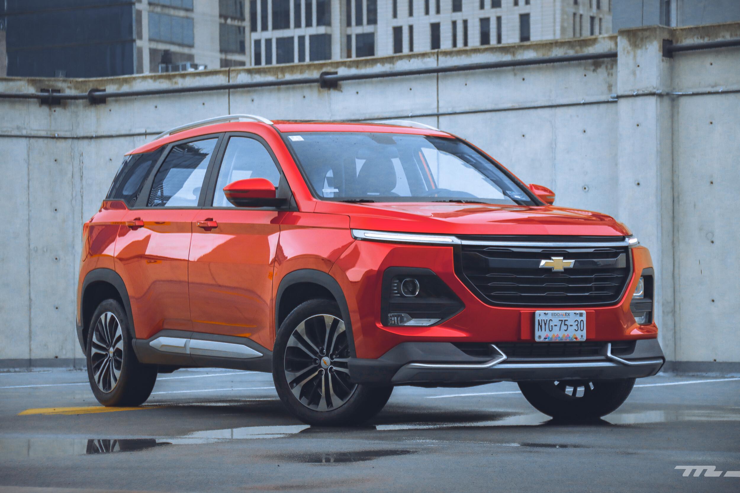 Foto de Chevrolet Captiva 2022 (30/54)