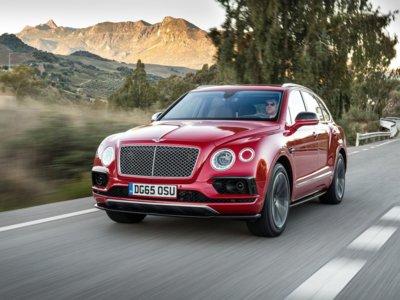 ¿Un Bentley con motor diésel? El Bentayga podría ser el primero