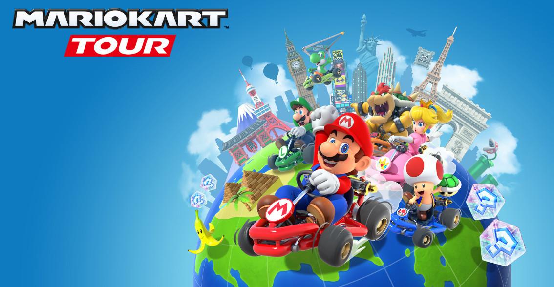 Mario Kart Tour!