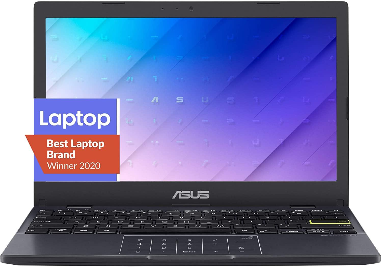 Laptop ASUS L203 - 10.6 pulgadas, 4GB/64GB eMMC