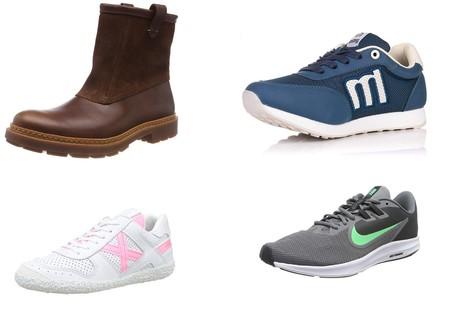 Tender suave leyendo  Chollos en tallas sueltas de zapatillas y botas Clarks, Mustang, Munich o  Nike en Amazon