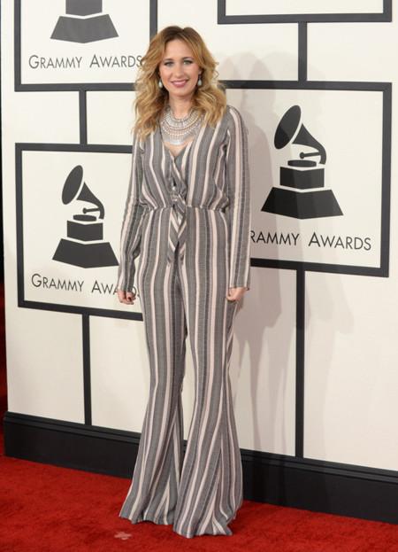 Jessi Alexander Peor Grammy 2014