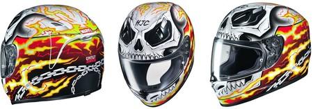 Hjc Fg 17 Ghost Rider