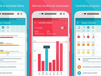 Moto Body llega a Google Play, la aplicación compañera del cuantificador personal del Moto 360
