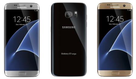 Filtradas nuevas fotos del Samsung Galaxy S7 Edge en negro, plata y dorado