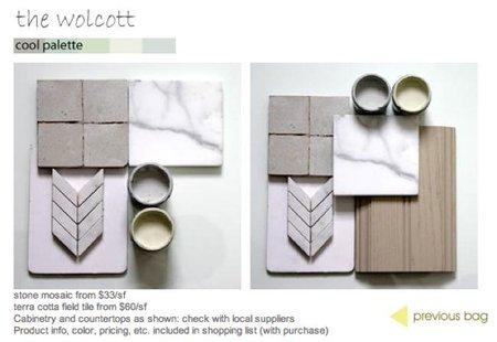 design in a bag baño