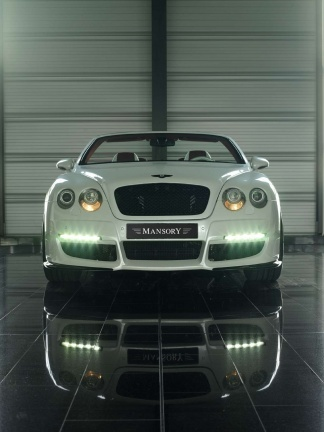 Bentley Continental GTC LE MANSory, 24 exclusivas unidades