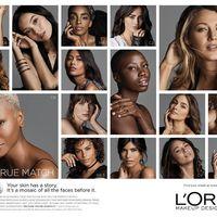 L'Oréal apuesta por una nueva campaña donde la diversidad racial es la protagonista (¡y nos encanta!)