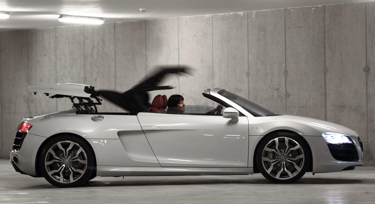 Foto de Audi R8 Spyder (8/88)