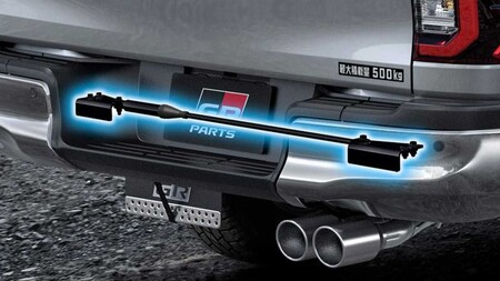 Toyota Hilux Gr Sport 2022 4