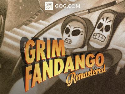Descarga Grim Fandango Remastered GRATIS en GOG para PC, Mac y Linux por tiempo MUY limitado