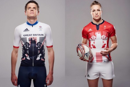 Stella Mccartney United Kingdom Adidas Olympic Uniform