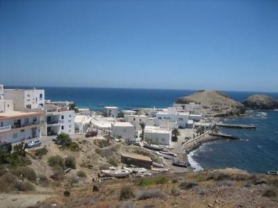 Cabo de Gata: la Isleta del Moro