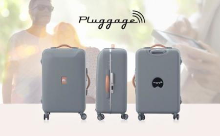 Llegó la maleta conectada que todo viajero amante de la tecnología ha estado buscando