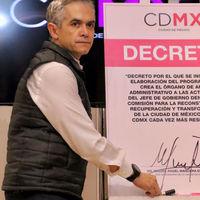 Plataforma CDMX, así es el plan con el que el gobierno planea reconstruir Ciudad de México tras sismo