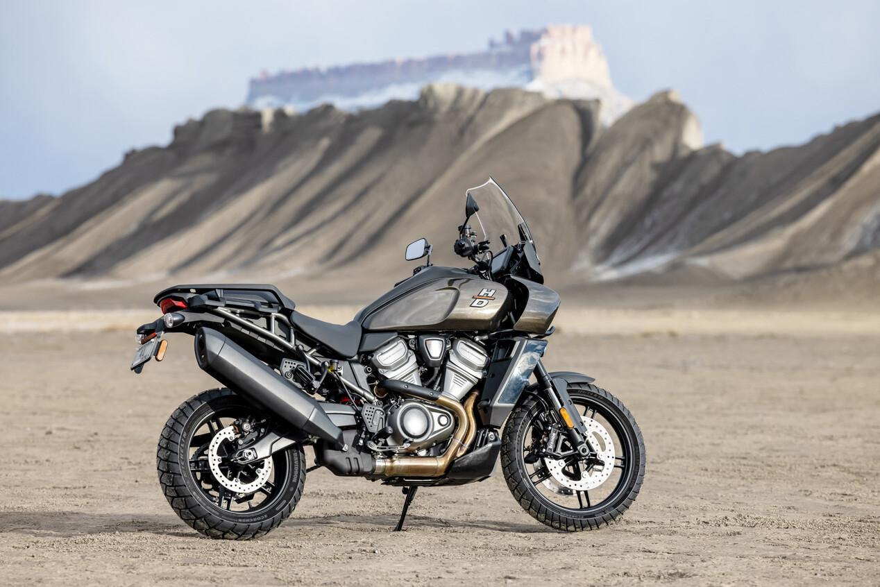Foto de Harley-Davidson Pan America 1250 2021 (7/12)