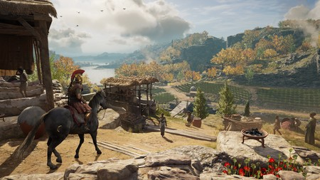 Ubisoft explica cómo ha sido recrear la Antigua Grecia de Assassin's Creed Odyssey en un nuevo vídeo