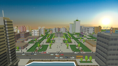 Silicon City te recordará mucho a SimCity 2000: un constructor de ciudades retro que ya tiene demo en Steam