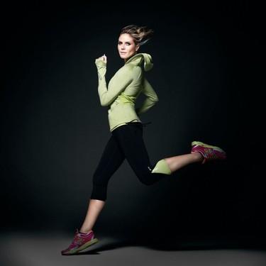 Running, yoga y ejercicios en casa. Así es el entrenamiento de Heidi Klum para mantener una figura de top model