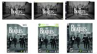 'The Beatles: Rock Band': posibles carátulas e instrumentos Höfner y Ludwig