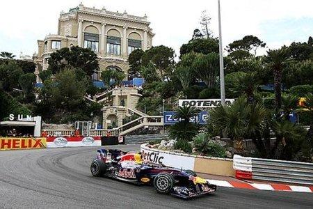 GP de Mónaco 2010: Mark Webber, Sebastian Vettel y Robert Kubica, podio 100% Renault en Mónaco
