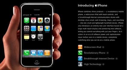 Llega el iPhone, el Apple TV y un nuevo AirPort Extreme