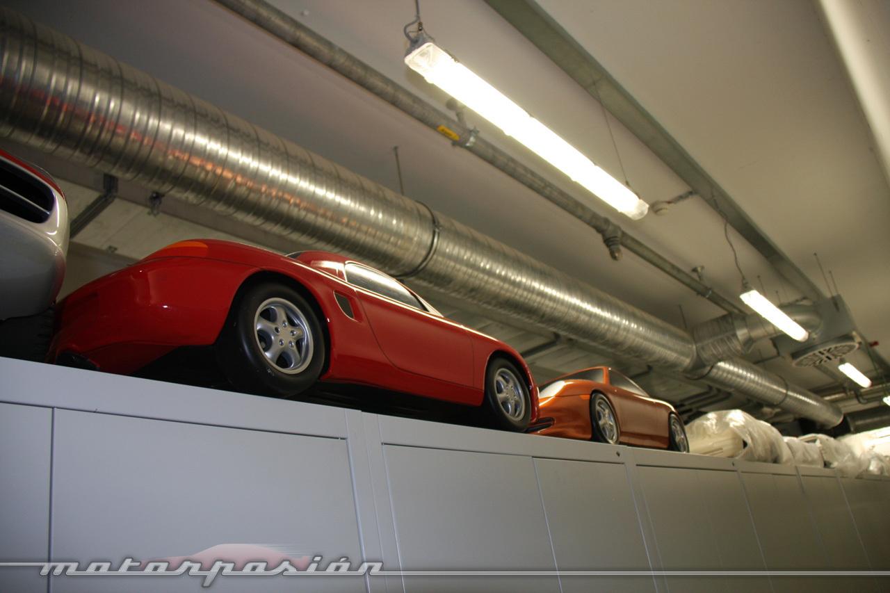 Foto de Museo Porsche: los archivos históricos (16/25)