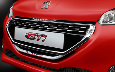Peugeot 208 GTi 30 Aniversario, rumbo a Goodwood