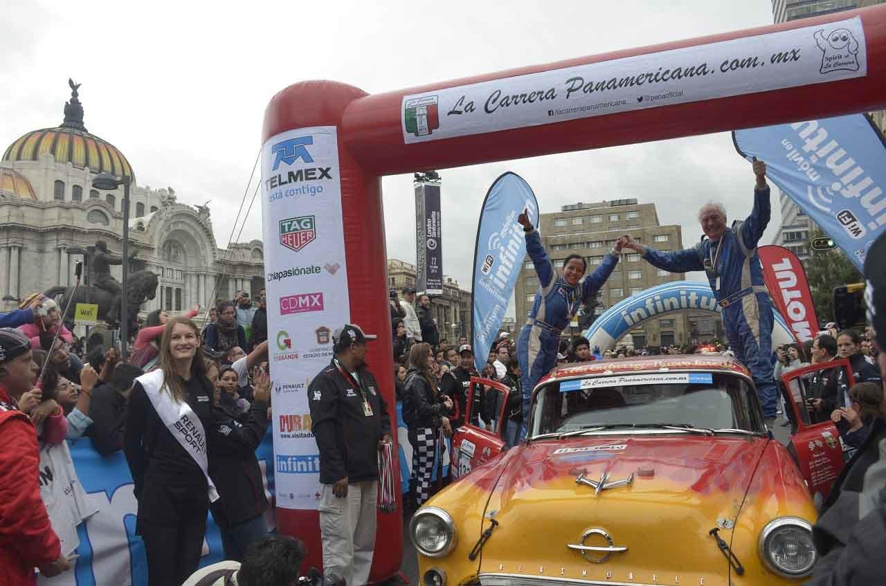 Foto de XXIX Carrera Panamericana (1/18)