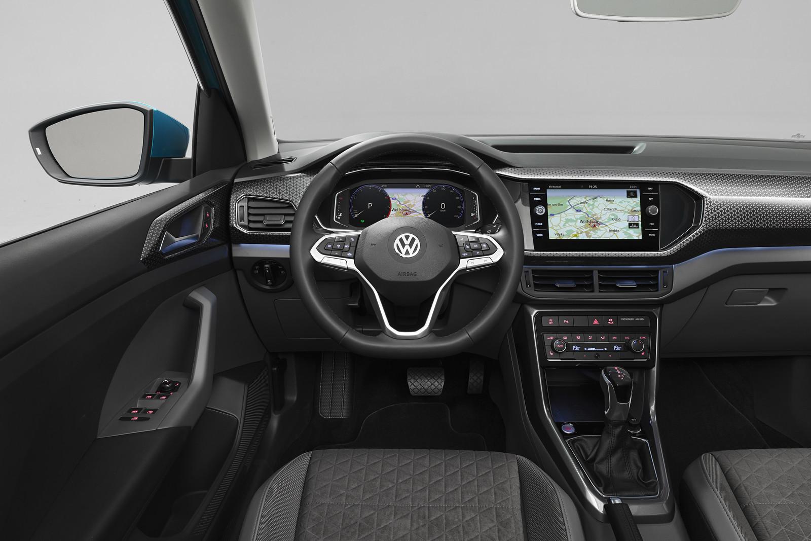 Foto de Volkswagen T-Cross 2019 (35/55)