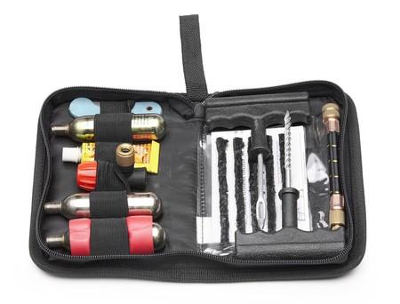 Contra los imprevistos en ruta, GIVI S450: Un kit de reparación de pinchazos práctico, efectivo y asequible